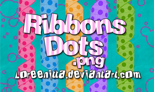 Ribbons Dots