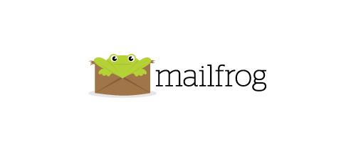 mail frog logo