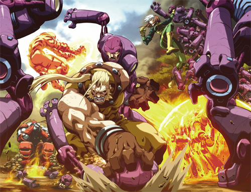 AGE OF APOCALYPSE - Splash