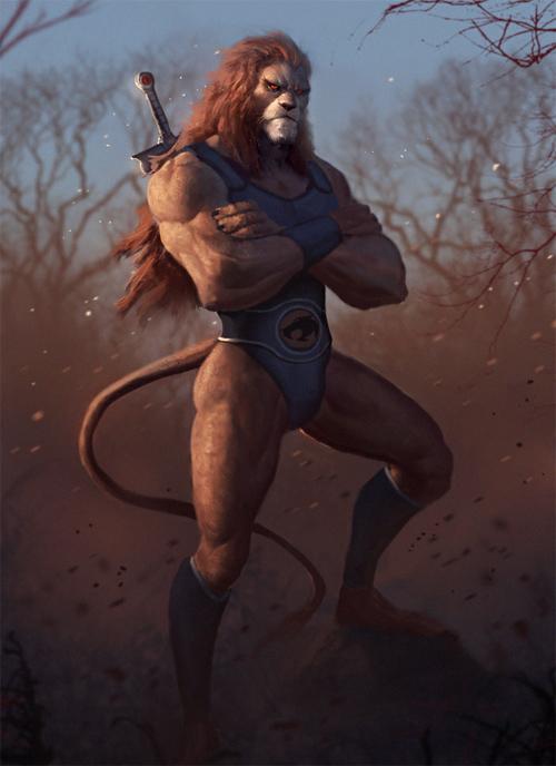 Lion O Concept