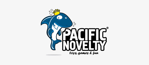 Pacific Novelty Toy Store logo