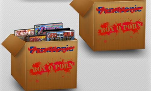 Box-o-porn Icons