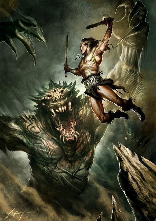 Conan fanart