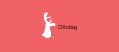 OKstag logo