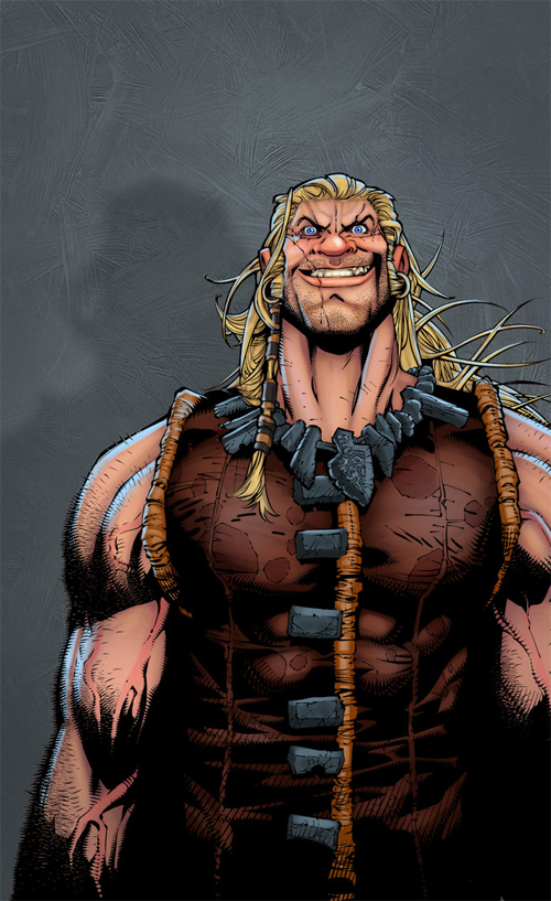 Chris Bachalo Sabretooth