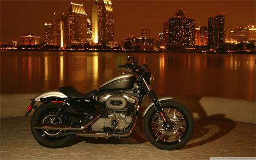 Harley Davidson MC
