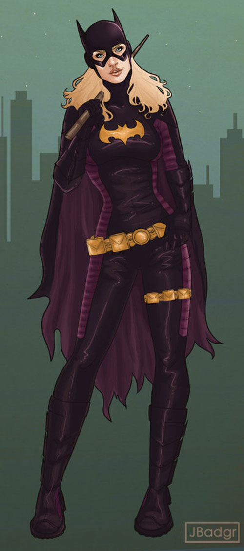 Batgirl- Stephanie Brown