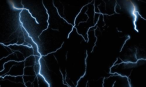 Realistic Lightning Brushes