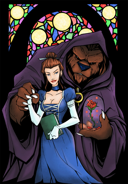 Beauty And The Beast Colors