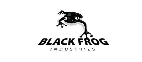 Black Frog Industries logo