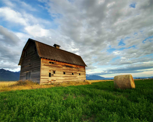Flathead Barn