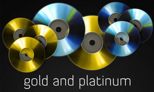 Gold and Platinum