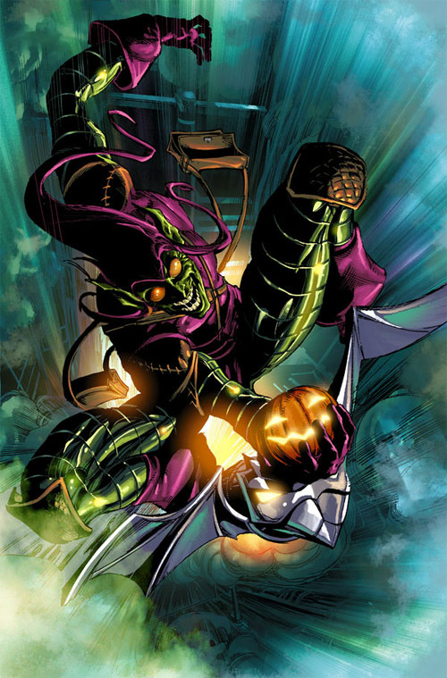 Thunderbolts 120: Green Goblin