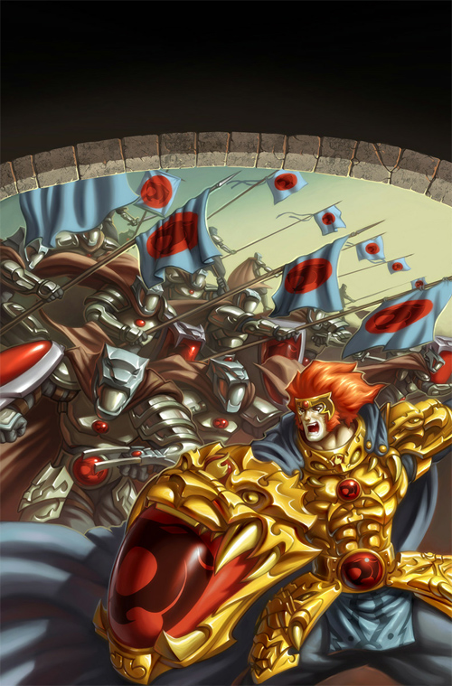 Thundercats- Enemy's Pride 4