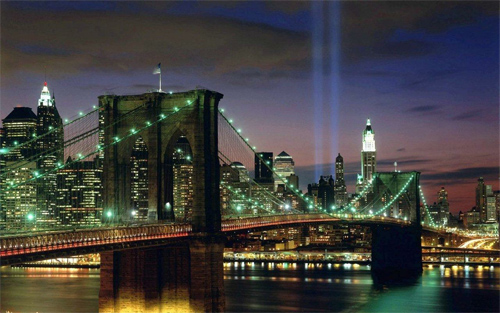 brooklyn bridge in memoriam