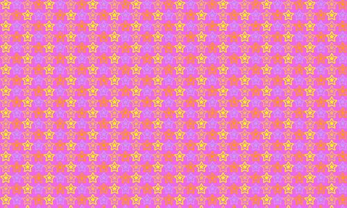 Dora Star Pattern