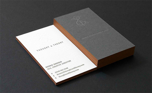 T&T Business Cards