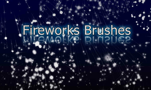 Fireworks brushes by Ailedda