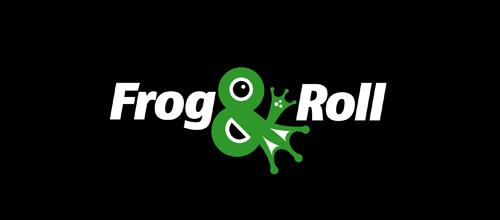 Frog & Roll logo