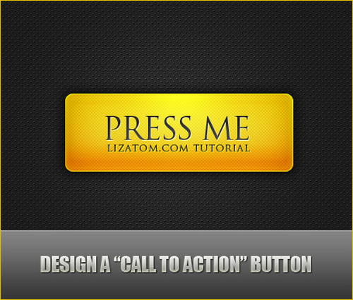 Sleek Call-To-Action Button