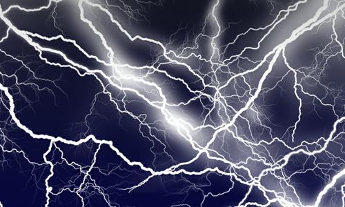 Lightning Brushes by Ailedda