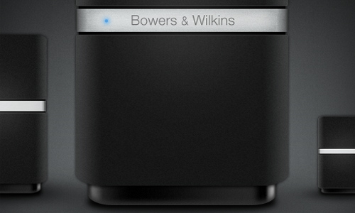BW MM1 Speakers Icon