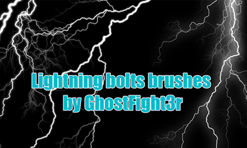 Lightning Bolt Brushes V1