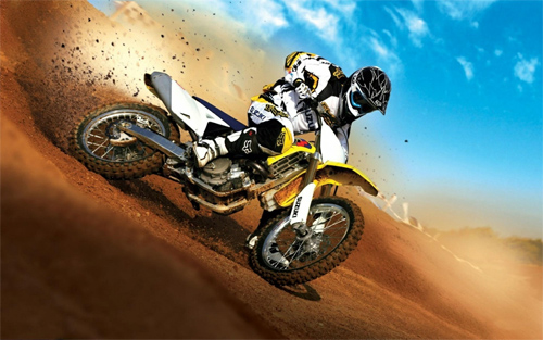Super Dirt Bike wallpapers