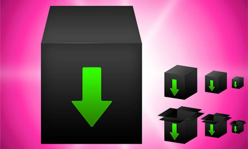 Black Box icons