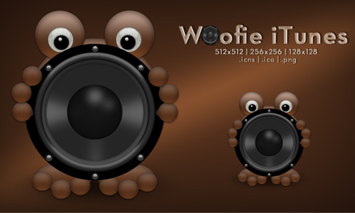Woofie iTunes Icon