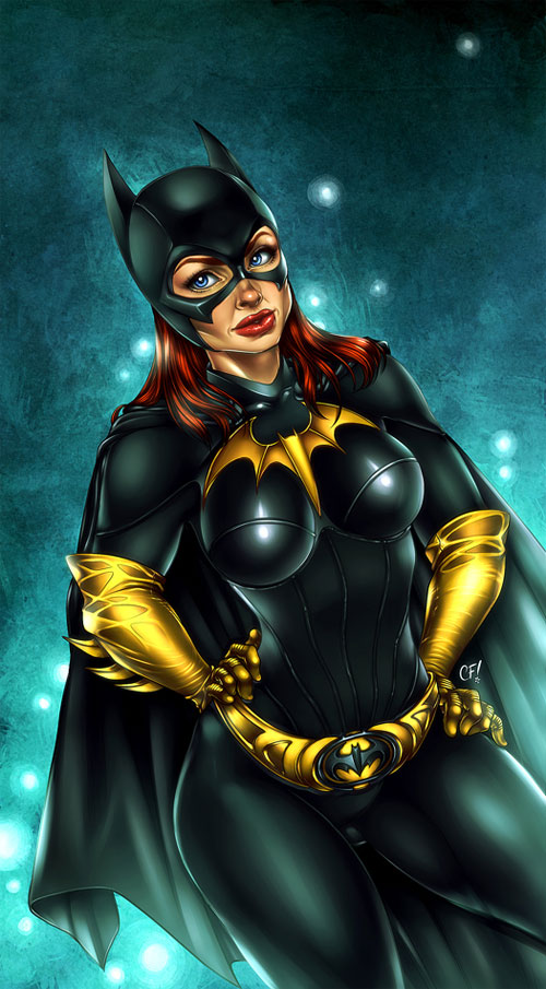 Birds of Prey-Batgirl