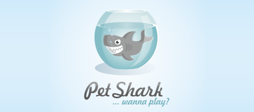 Pet Shark logo
