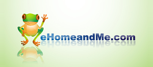 Ehome and Me logo
