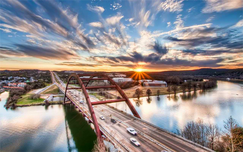 Pennybacker qBridge (HDR)