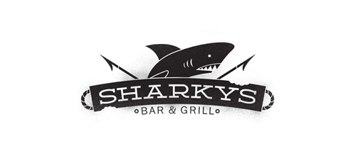 Sharkys logo