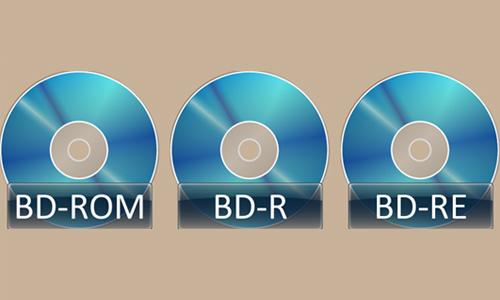 Blu-ray Disc Icons