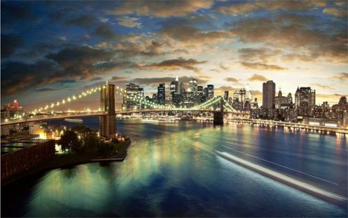 Bridge Panorama