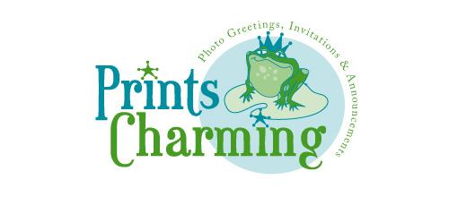 Prints Charming logo