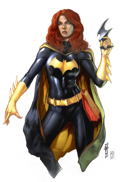 Batgirl for AH