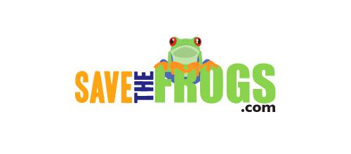 SAVEtheFROGS.com Logo(concept)