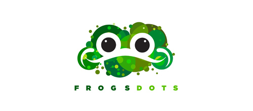 Frogs Dots logo