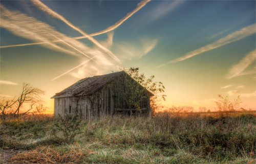 The Abandoned Barn