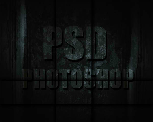 Make Shadowed Grunge Text Effect in Photoshop