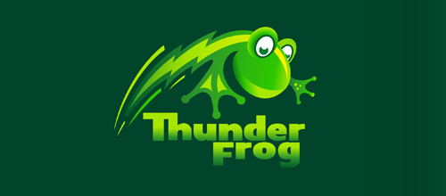 Thunder Frog logo