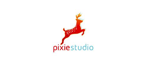 pixie studio logo