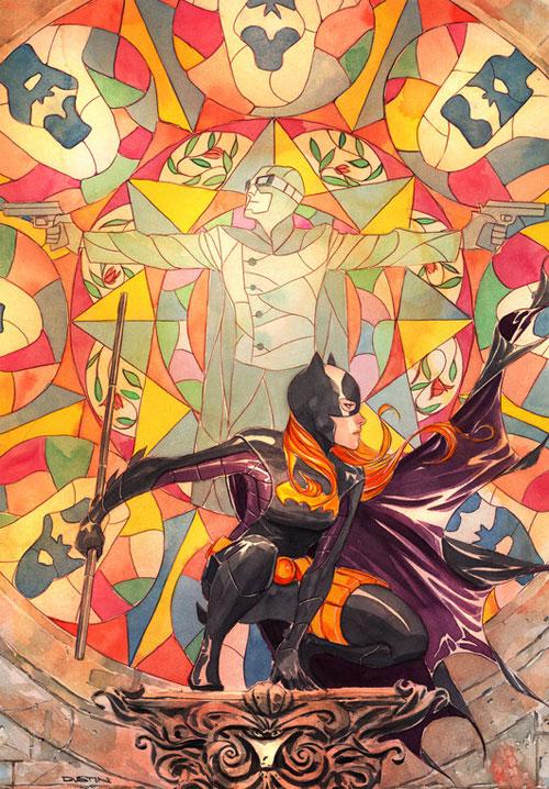 Batgirl cover 21