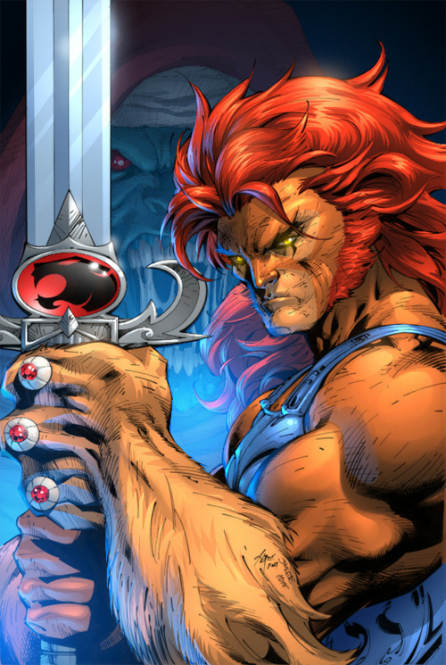 Jim Lee's Lion-O