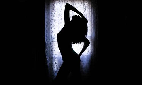 Create a silhouette