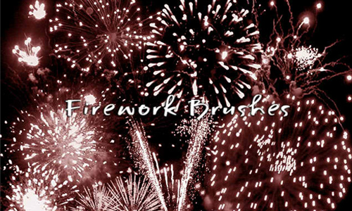 Firework Brushes