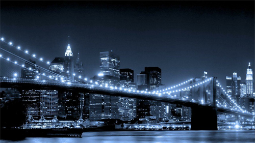 New York Brooklyn Bridge Wallpaper